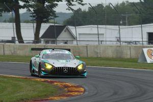 #32 Gilbert/Korthoff Motorsports Mercedes-AMG GT3, GTD: Guy Cosmo, Shane Lewis