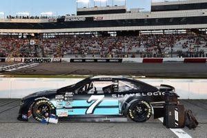 Corey LaJoie, Spire Motorsports, Chevrolet Camaro Shavelogic