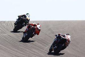 Eugene Laverty, RC Squadra Corse, Axel Bassani, Motocorsa Racing, Leandro Mercado, MIE Racing Honda Team