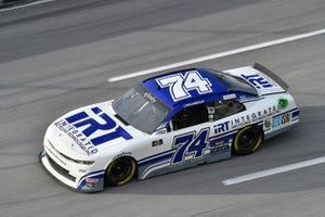 C.J. McLaughlin, Mike Harmon Racing, Chevrolet Camaro Integrated Recycling Tech