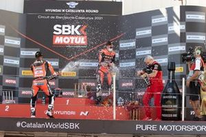 Michael Ruben Rinaldi, Aruba.It Racing - Ducati, Scott Redding, Aruba.It Racing - Ducati