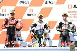 Romano Fenati, Max Racing Team, Jeremy Alcoba, Team Gresini Moto3, Tatsuki Suzuki, SIC58 Squadra Corse