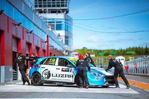 Захар Слуцкий, Hyundai i30 N, Carville Racing