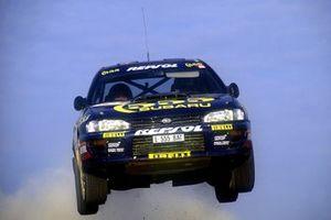 Colin McRae, Derek Ringer, 555 World Rally Team Subaru Impreza