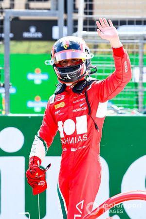 Ganador Arthur Leclerc, Prema Racing
