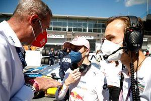 Nils Ruf, Race directeur, Liam Lawson, AF Corse