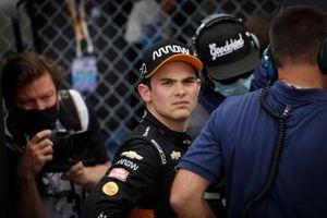Patricio O'Ward, Arrow McLaren SP Chevrolet, ritirato,