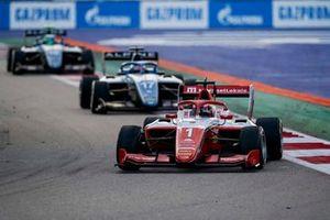 Dennis Hauger, Prema Racing,, Victor Martins, MP Motorsport and Caio Collet, MP Motorsport