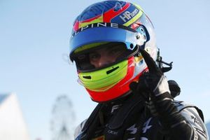 Pole sitter Oscar Piastri, Prema Racing