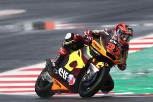 Augusto Fernández, Moto2