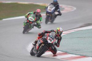 Samuele Cavalieri, TPR Team Pedercini Racing, Loris Cresson, TPR Team Pedercini Racing