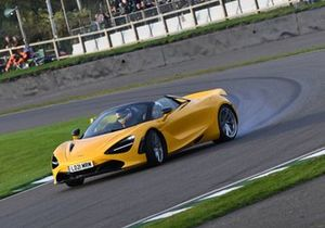 McLaren Demonstration