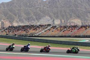 Isaac Vinales, Orelac Racing Verdnatura Alvaro Buatista, Kohta Nozane, GRT Yamaha WorldSBK Team, Tito Rabat, Barni Racing Team