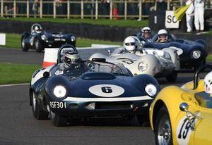 Salvadori Cup James Cottingham Tojeiro-Jaguar