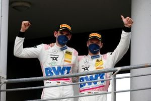 2. #22 Toksport WRT Mercedes-AMG GT3 Evo: Maro Engel, Luca Stolz