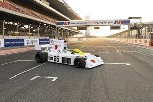 سباق الفورمولا واحد التاريخي في دبي