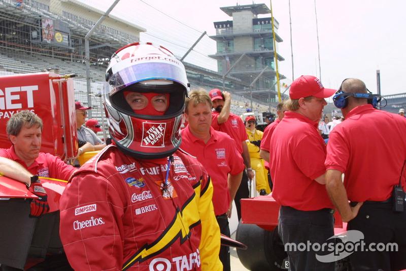 "Mai 2001: Das ""Double"" Indy/Charlotte"