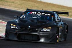 BMW M6 GT3 testing