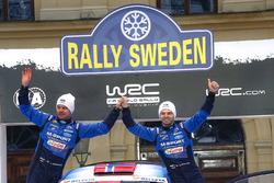 Eyvind Brynildsen, Anders Fredriksson, M-Sport Ford Fiesta R5