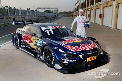 Anuncio Marco Wittmann, BMW Team RMG
