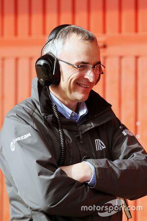 John McQuilliam, Directeur Technique Manor Racing