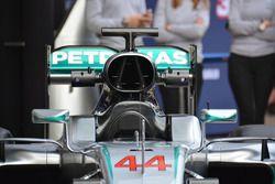 Detail, Mercedes AMG F1 Team W07