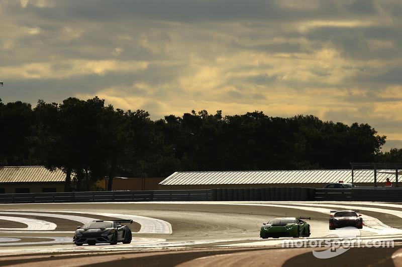 #62 Reiter Engineering Lamborghini Gallardo R-EX