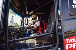 Tata T1 Prima driver
