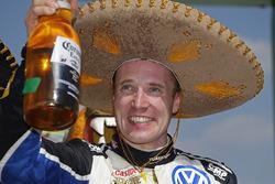 Il vicitore Jari-Matti Latvala, Volkswagen Motorsport