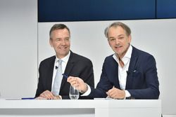 Press conference in the new BMW Group Classic; Senior Vice President BMW Group Design