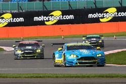 #97 Aston Martin Racing Aston Martin Vantage GTE : Marco Sorensen, Jonathan Adam, Fernando Rees