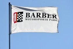 Barber Motorsports Park flag