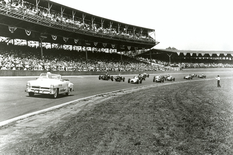 1951: Pace-Laps