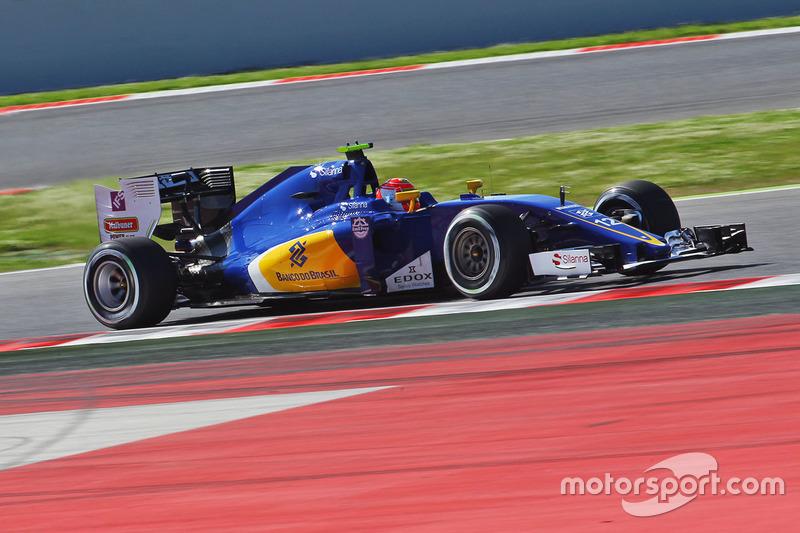 O calvário de Felipe Nasr na Sauber parece não ter fim. Sem um carro competitivo, o piloto não pôde ir além do 20º lugar.