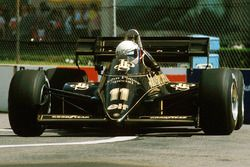 Elio de Angelis, Team Lotus