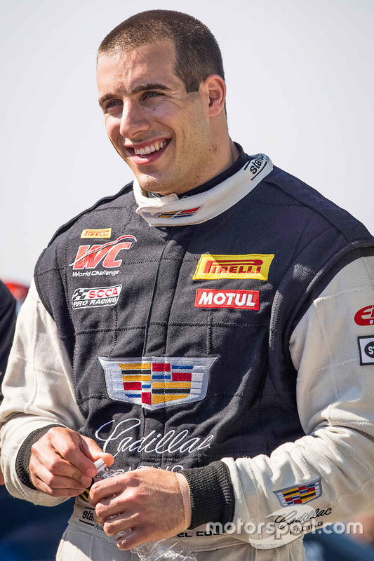 Michael Cooper, Cadillac Racing