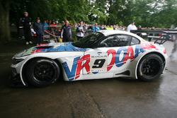 Alex Zanardi im BMW Z4 GT3