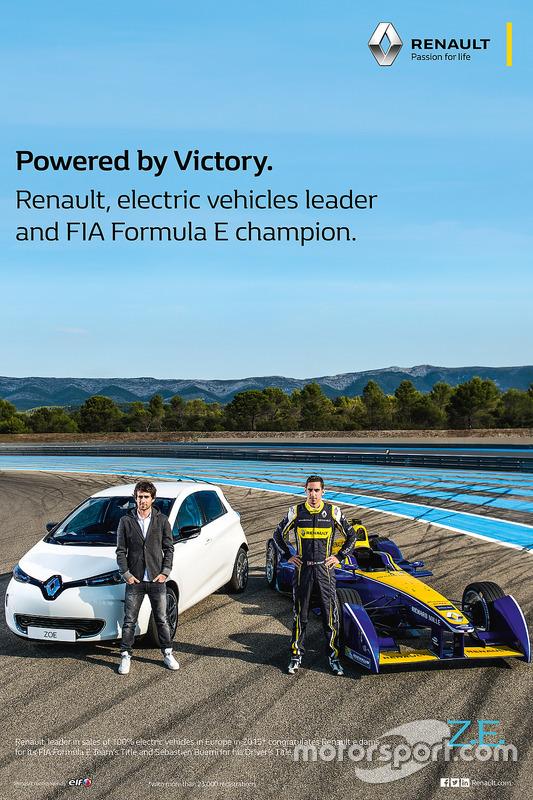 Постер Renault