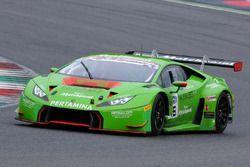 Lamborghini Huracan GT3, Bortolotti Mul, Imperiale Racing