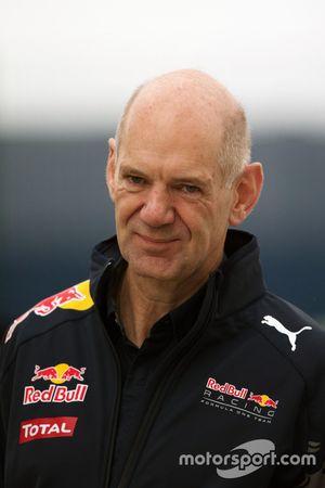 Adrian Newey, Red Bull Racing Director técnico
