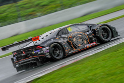#55 FFF Racing Lamborghini Huracan GT3: Edoardo Liberati, Andrea Amici