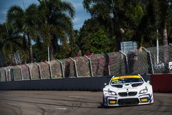 #100 BMW Team SRM BMW M6 GT3: Steve Richards, Max Twigg
