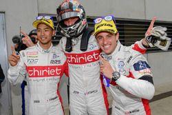 Les vainqueurs : #46 Thiriet by TDS Racing Oreca 05 - Nissan: Pierre Thiriet, Mathias Beche, Ryo Hirakama