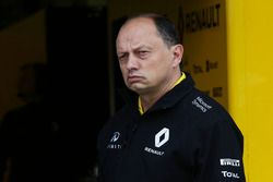 Frederic Vasseur Renault Sport F1 Team Racing Director