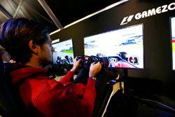 Antonio Giovinazzi, Prema Racing nella F1 Gamezone