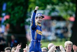 Racewinnaar Nicolas Prost, Renault e.Dams