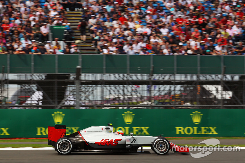 14. Esteban Gutierrez, Haas F1 Team VF-16