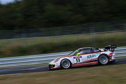 Steve Smith', Reinhold Renger, Nils Reimer, Porsche 911 GT3 Cup MR