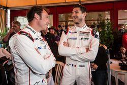 #91 Porsche Motorsport Porsche 911 RSR: Patrick Pilet and Kevin Estre