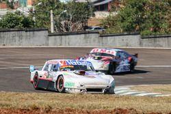 Leonel Sotro, di Meglio Motorsport Ford, Christian Dose, Dose Competicion Chevrolet